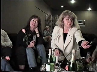"""YAKI - DA"", MOSCOW, AIRPORT SHEREMETYEVO, TATIANA BERBECARU, TVM,1995"