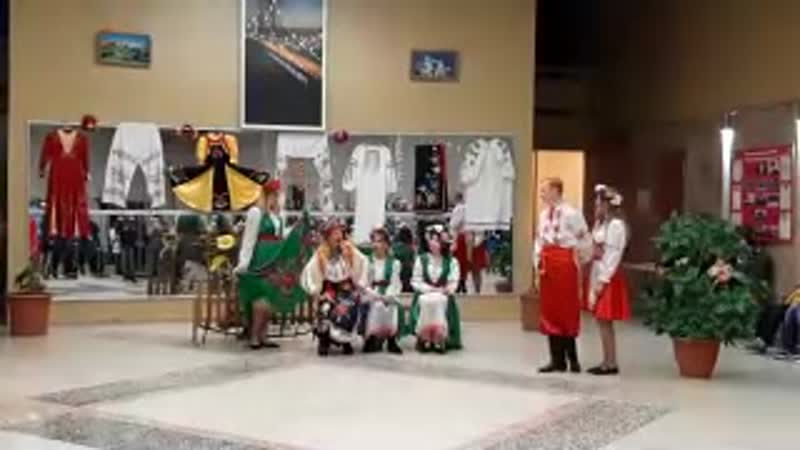 Вечорницi у свiтлицi ДК Арабат 3 11 2019