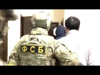 РАБОТАЕТ СПЕЦНАЗ ФСБ задержание исламистской организации «Ат-Такфир валь-Хиджра» оперативная съёмка