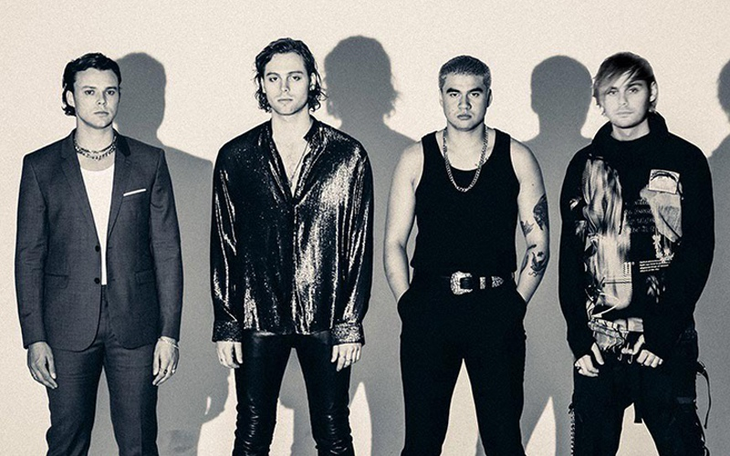 5 Seconds Of Summer & Charlie Puth ''Easier''