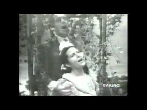 Giacinto Prandelli Clara Petrella Puccini Manon Lescaut Vedete io son fedele