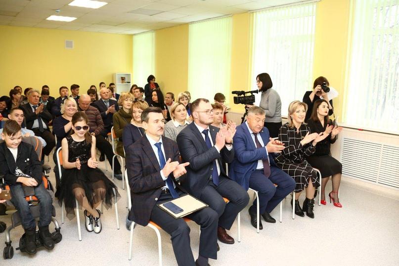 В Лениногорске открылся новый реабилитационный центр «Сила в детях», изображение №1
