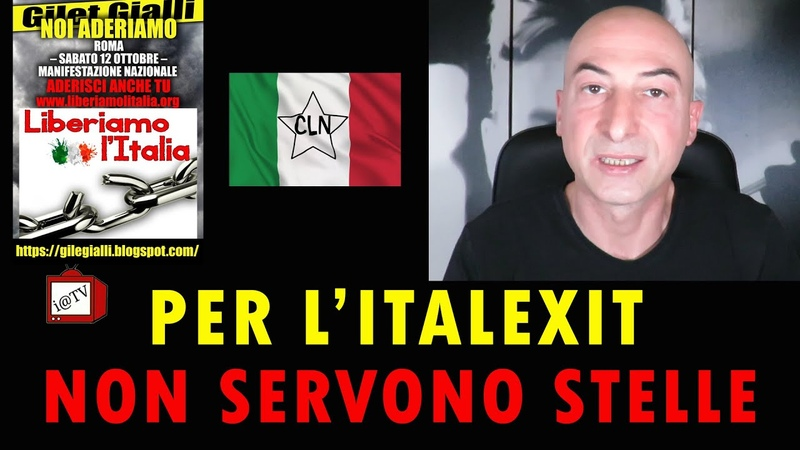 PER L'ITALEXIT NON SERVONO LE STELLE