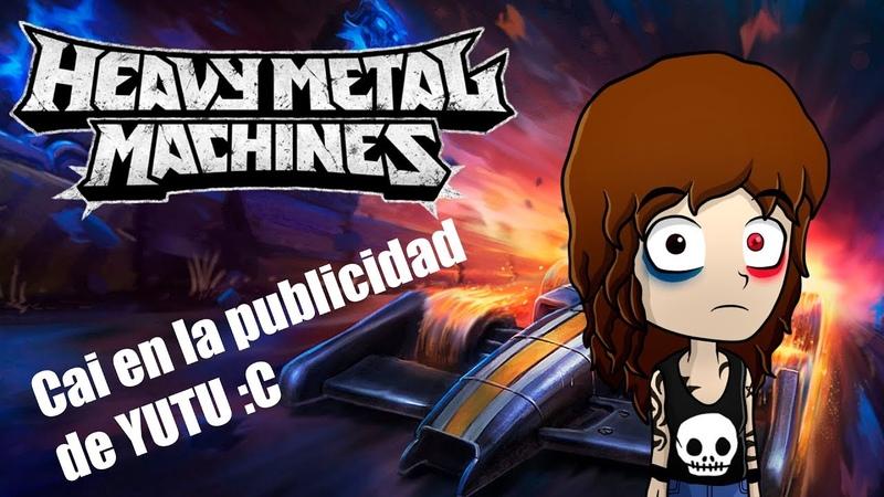 El Juego de metaleros amantes de los Machines :D | Heavy Metal Machines