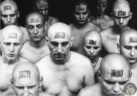 ОСТОРОЖНО БИОМЕТРИЯ!!! В 1999 году в США Томасу Хитеру был выдан Патент нанесения лазерного штрихкода на тело человека. С помощью данного изобретения на тело человека наносится несмываемая