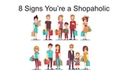 8 Signs That Proves You're A Shopaholic.