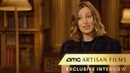 DOWNTON ABBEY On Set Interview Elizabeth McGovern and Laura Carmichael AMC Theatres 2019