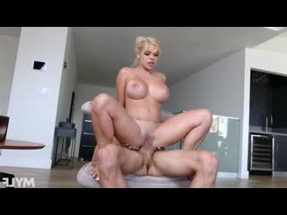 Sara St Clair - MILF Milf 2020, All Sex, Blonde, Tits Job, Big Tits, Big Areolas, Big Naturals, Blowjob
