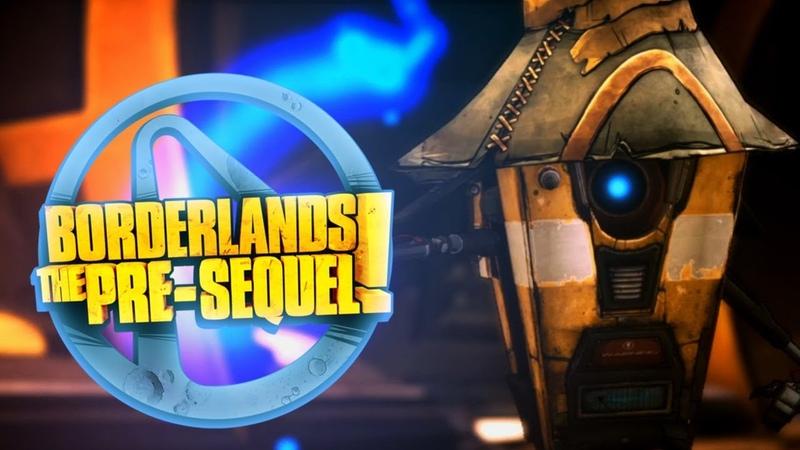 Borderlands The Pre Sequel с MrBlack Начало