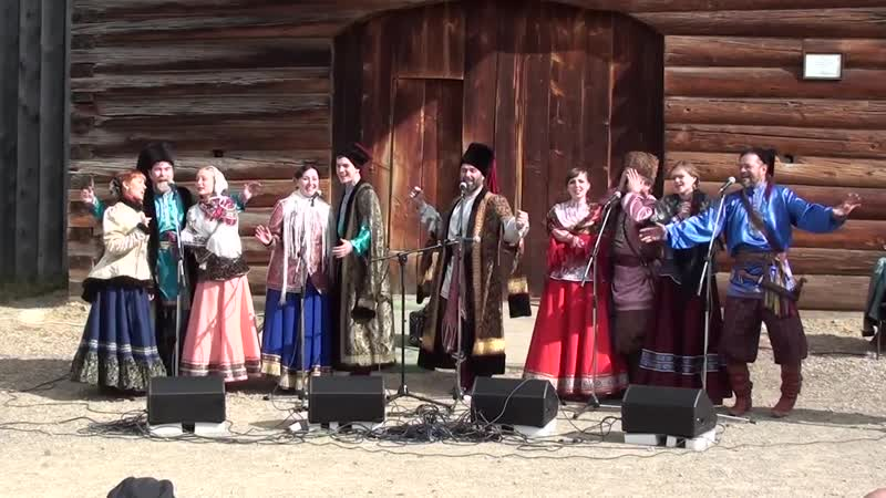 12 Черемуха цветет Иркутский театр народной драмы