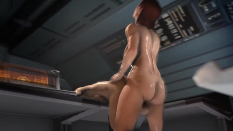 3d Shemale Anal Creampie