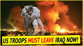 Attacks on US Forces in Iraq to CONTINUE until US withdraws its Troops