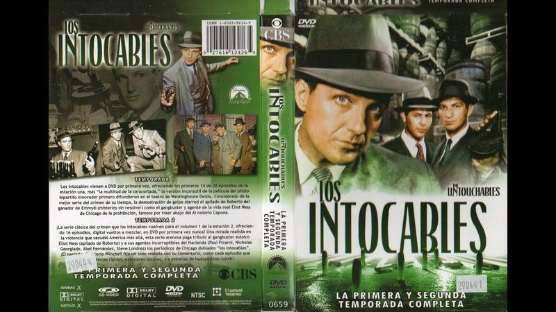 Los Intocables Cap 12 *Ferrocarril subterraneo*