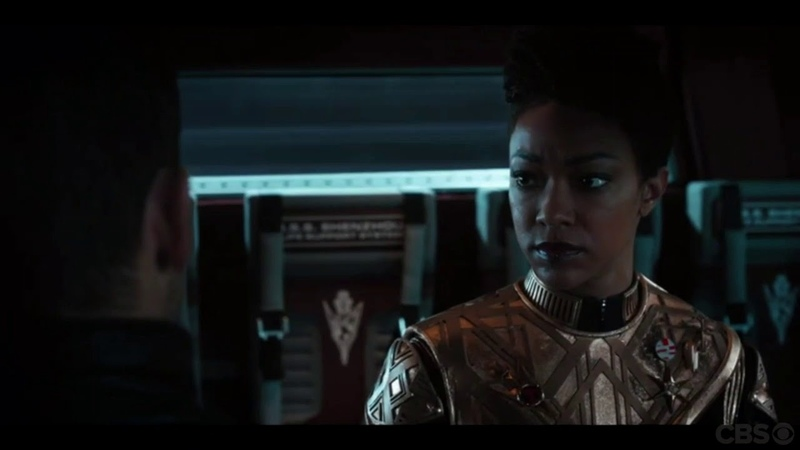 One Way Or Another ArchAngel Star Trek Discovery