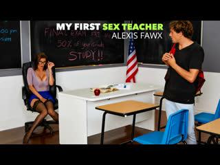Alexis fawx - my first sex teacher