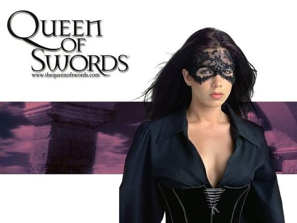 Заставка к сериалу Королева мечей Queen of Swords Opening Credits