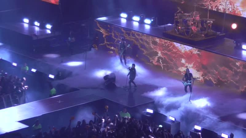 Концерт Скорпионс В СПб 07.11.2019