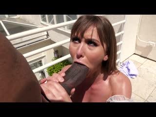 JulesJordan - Dredds Giant BBC Makes Her Squirt / Paige Owens