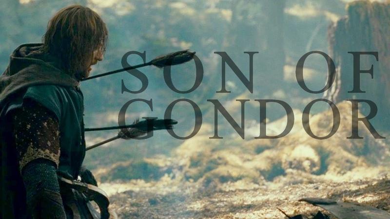 LOTR Boromir Son of Gondor
