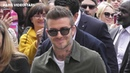 VIDEO David BECKHAM @ Paris 21 may 2019 arriving at the opening of House 99 pop up store