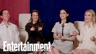 › Дата: 8 февраля 2019 года. › Каст сериала «Одаренные» для «Entertainment Weekly»
