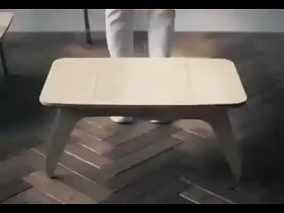 Мебель идеально вписывающаяся в пространство.