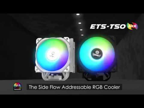 ENERMAX ETS T50 AXE Addressable RGB Version