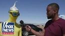 Fox News checks in with 'Raid Area 51' participants in Nevada