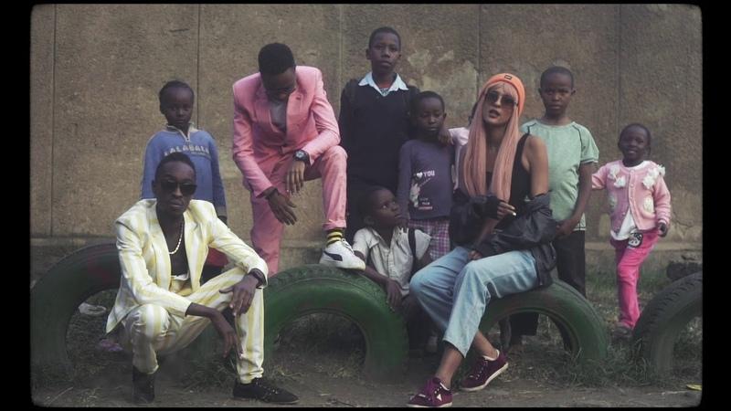 Nah Eeto - Mbona ft Thayu Mwas Asum Garvey (prod. Lee Scott) (Official Music Video)