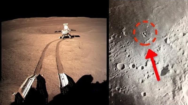 Китай приземлился на ОБРАТНОЙ стороне луны - что они там обнаружили?
