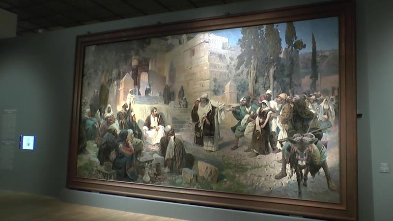 Выставка Василий Поленов в Третьяковской галерее 2019