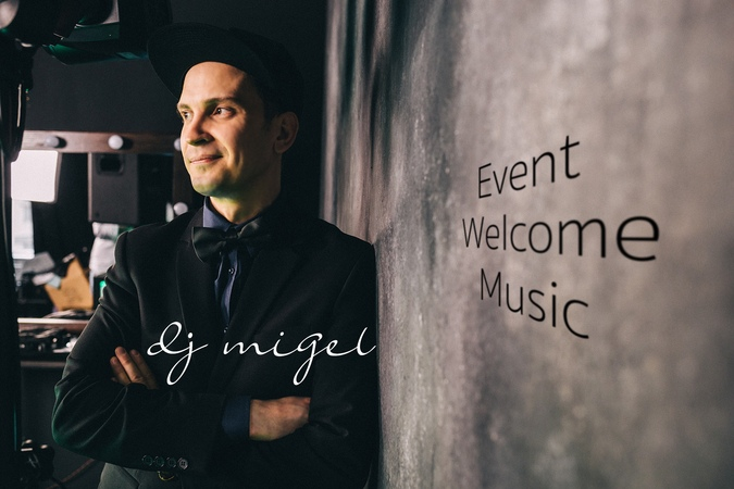 DJ Migel Event Welcome Music