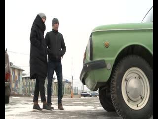 """Омич превратил запорожец в раритетный автомобиль / """"наше утро"""""""