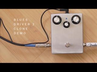 blues driver 2 clone / home made bass vi