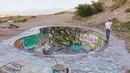 HELLA VLOG 1 скейт парк в пустыне