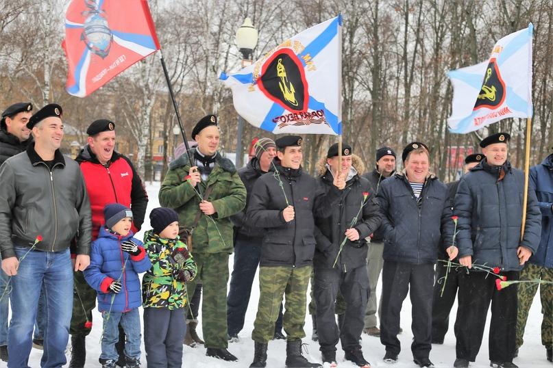 Нижегородцев приглашают отметить День морской пехоты