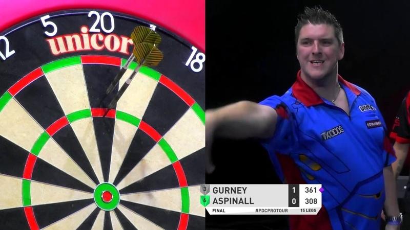 Gurney v Aspinall Players Championship 25 Final