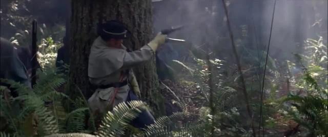 The Confederacy defeat Empire