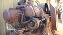 Запуск старинного дизеля ему более 100 лет Launch of an old diesel engine that is more than 100years