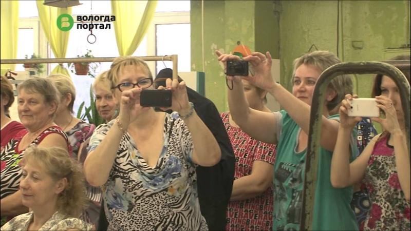 Творческие коллективы Вологды поздравляют женщин работниц городских предприятий с 8 Марта