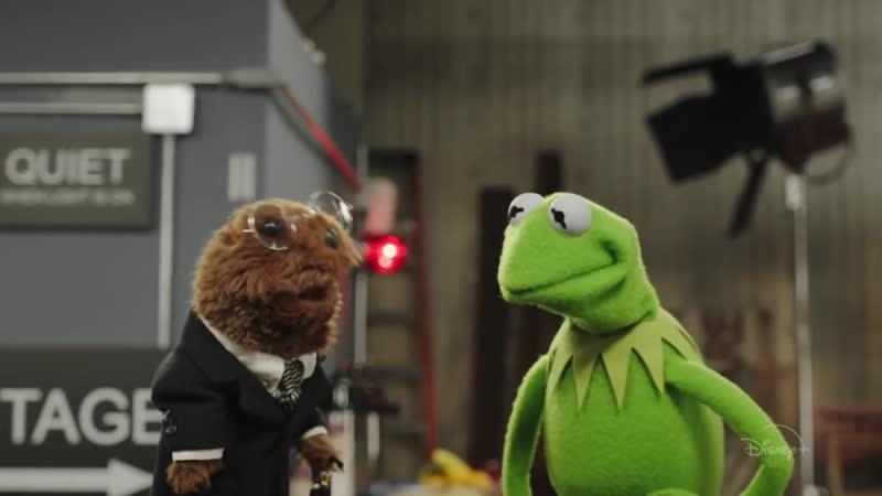 трейлер 1 го сезона Маппеты сегодня Muppets Now