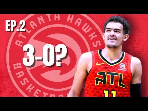 A GREAT Start To The Season! – NBA2K20 Hawks MyGm EP.2