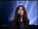 Patti Smith - Because The Night (Live Arista Records Anniversary Celebration 2000).avi