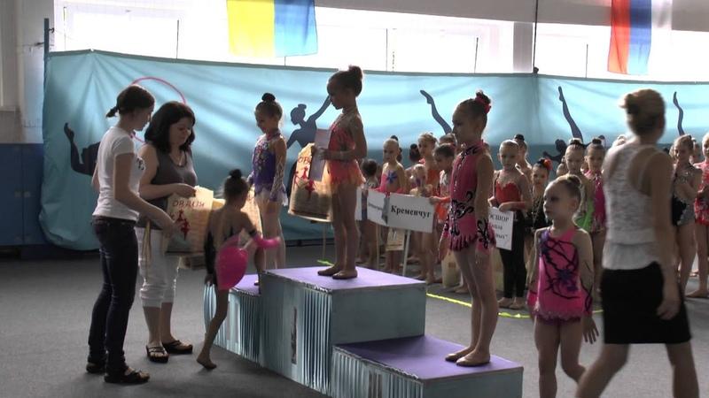 Парад награждения 2008-2003 Юный спартаковец г.Киев 19.05.2013