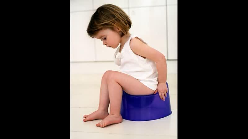 Как приучить мочевой пузырь малыша к регулярной деятельности