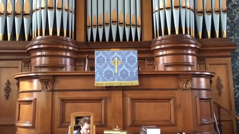 The Organ Terminator, United Reform Church, Saltaire, Bradford, West Yorkshire - 22nd February, 2017