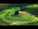 388 Вьетнам КРАСИВЫЕ ГОРЫ ПРИРОДА ДОМА НА СВАЯХ Vietnam BEAUTIFUL MOUNTAINS NATURE HOUSES ON PILES