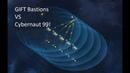 VEGA Conflinct PVE gift bastions(mk armor shields) vs cybernaut 99!