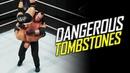 WWE 2K19 Top 10 Tombstone Piledrivers (Brutal)