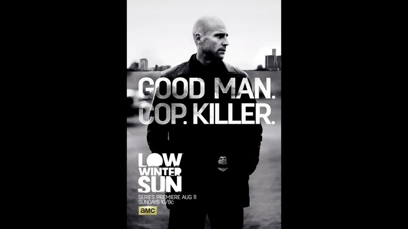 Низкое зимнее солнце 2 серия криминал драма триллер детектив США